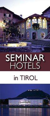 Top-Seminarhotels in TIROL